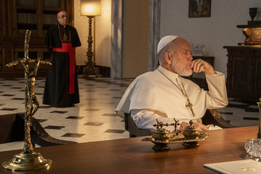 recensie The New Pope