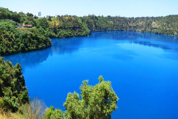 Blue Lake, Australia