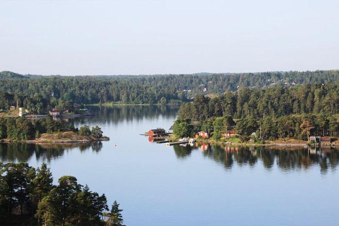 Stockholm's Archipelago, Sweden