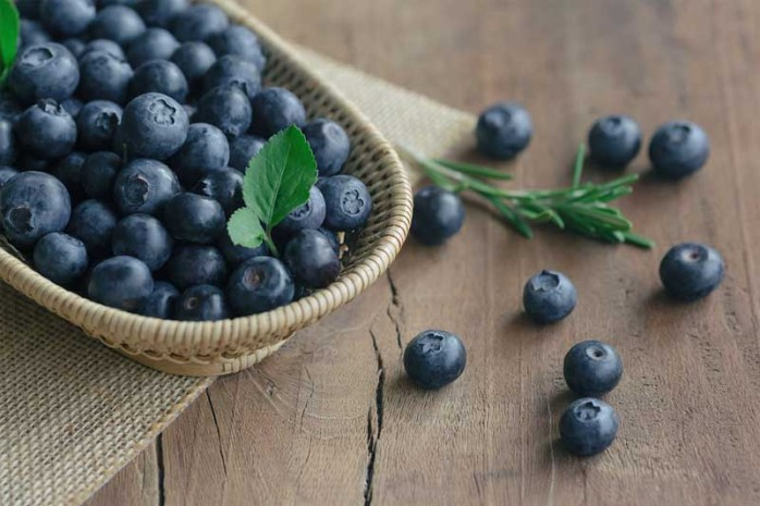 blueberries-for-healthy-skin
