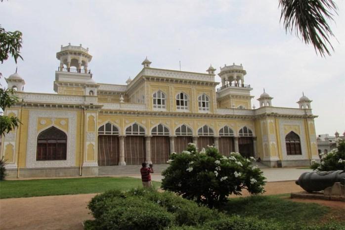 The Chowmahalla Palace, Hyderabad