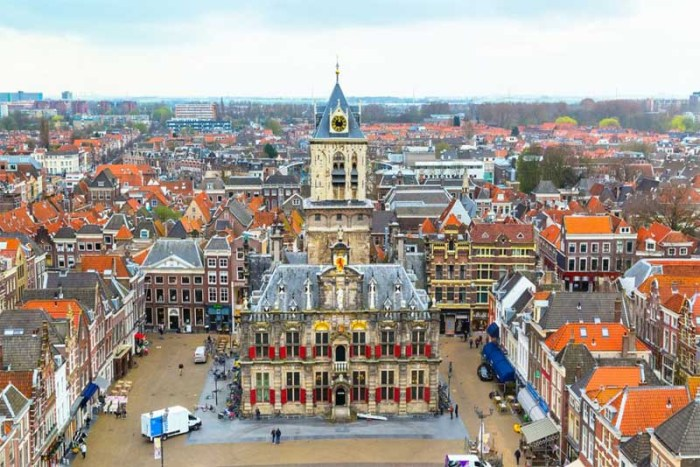 delft-beautiful-places-in-the-netherlands