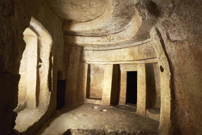 hypogeum-malta-oldest-temples-in-the-world