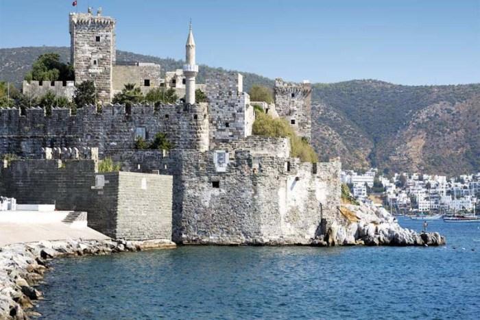 bodrum-crusader-castle