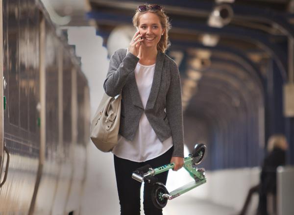 Razones para regalar un scooter Micro