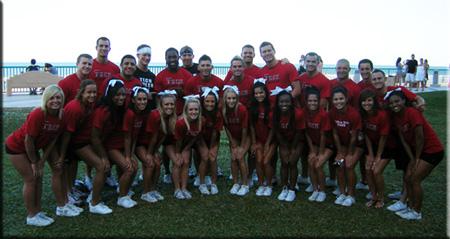 CoEd Cheer Nationals  Texas Tech Spirit Program  Center