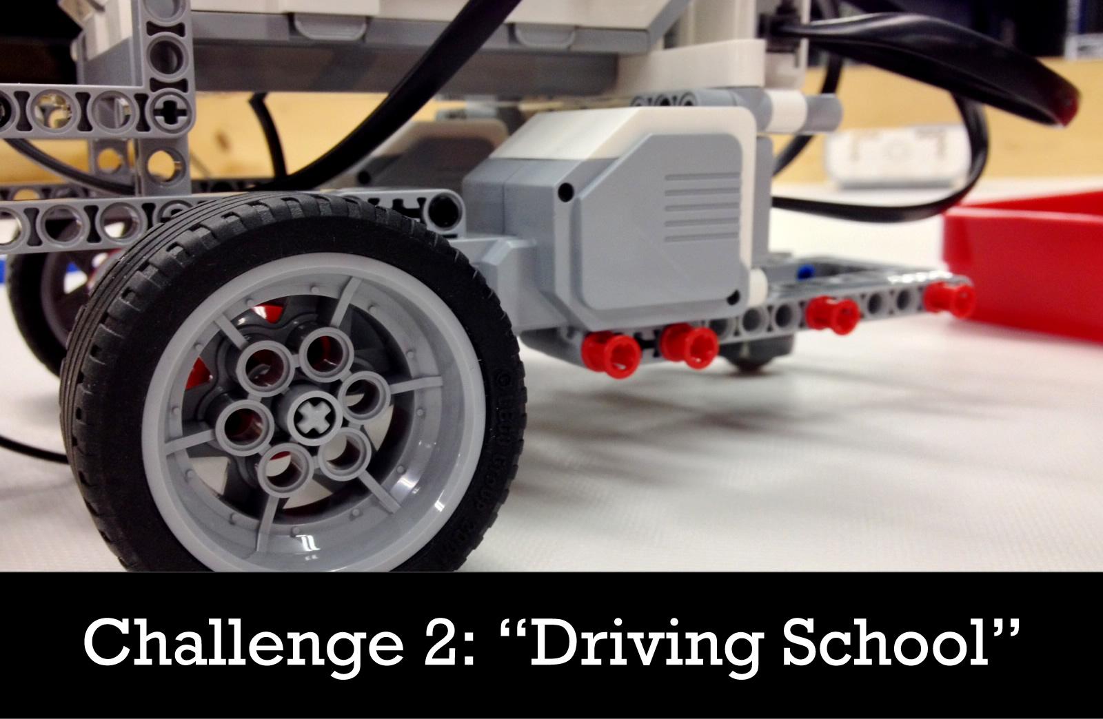 Challenge 2  LEGO MINDSTORMS Education EV3  GEAR  Get