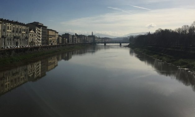 Una breve visita a Florencia