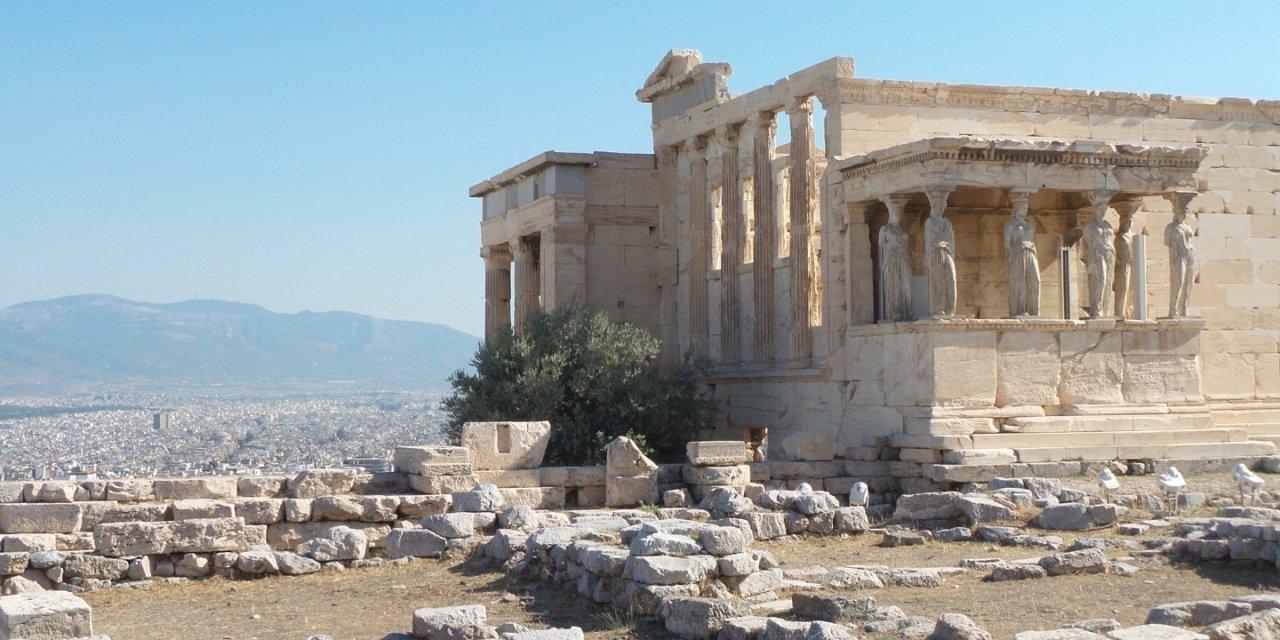 Visitando la Acrópolis de Atenas