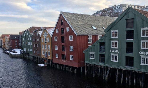 Escala en Trondheim