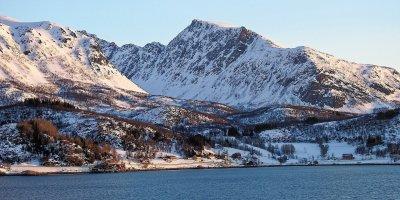Granjas en Grytøya