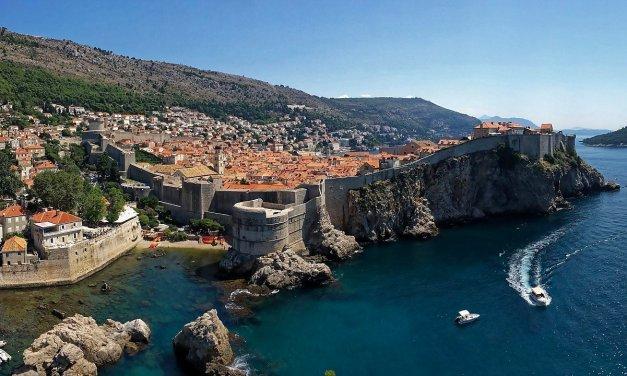 Las murallas de Dubrovnik
