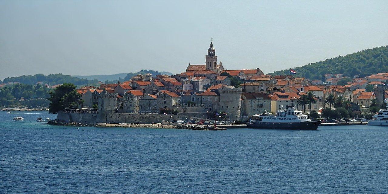 Una tarde en Korčula