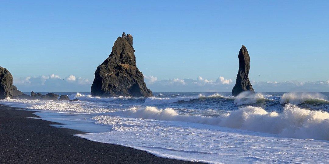 Rocas de Reynisdrangar