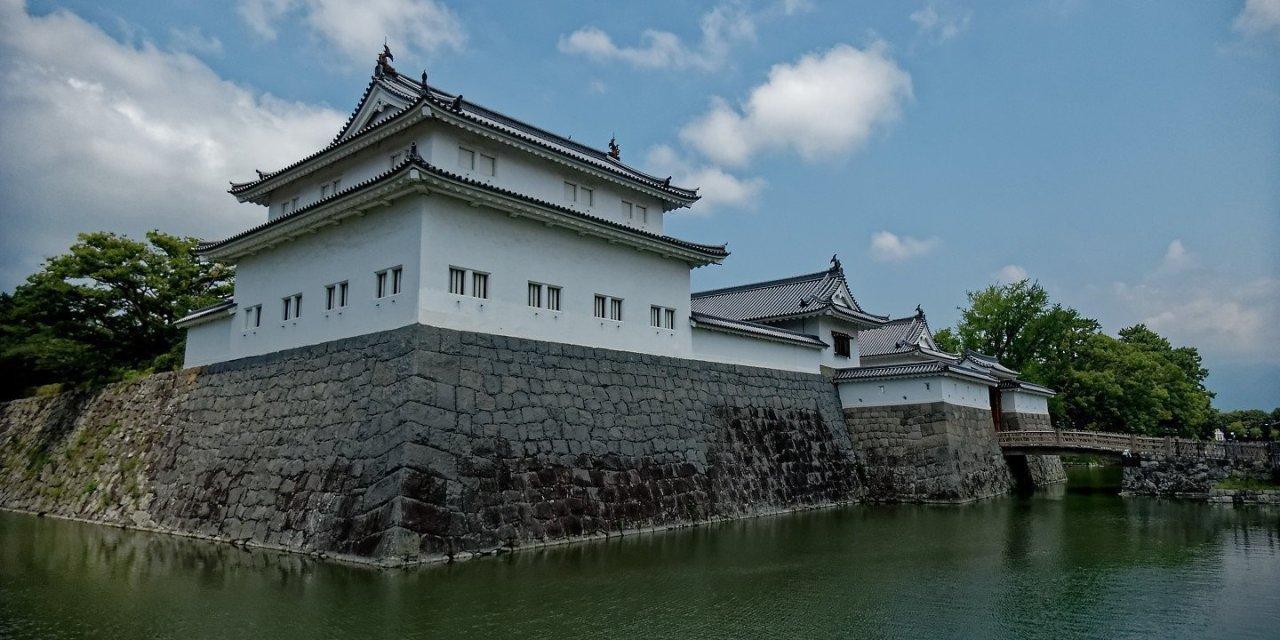 El castillo de Sunpu