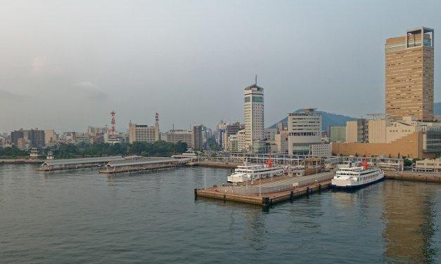 Escala en Takamatsu