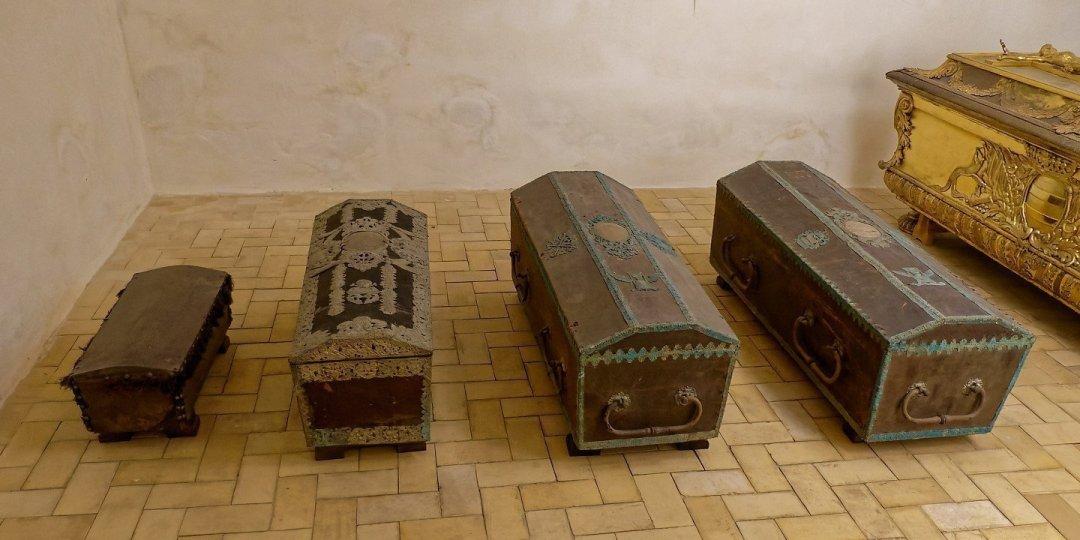 Cripta de los infantes reales