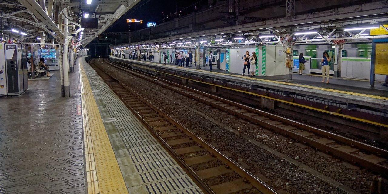 Tokio, entre raíles y estaciones