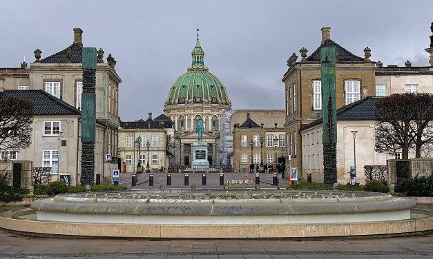 Frederiksstaden, el barrio rococó de Copenhague