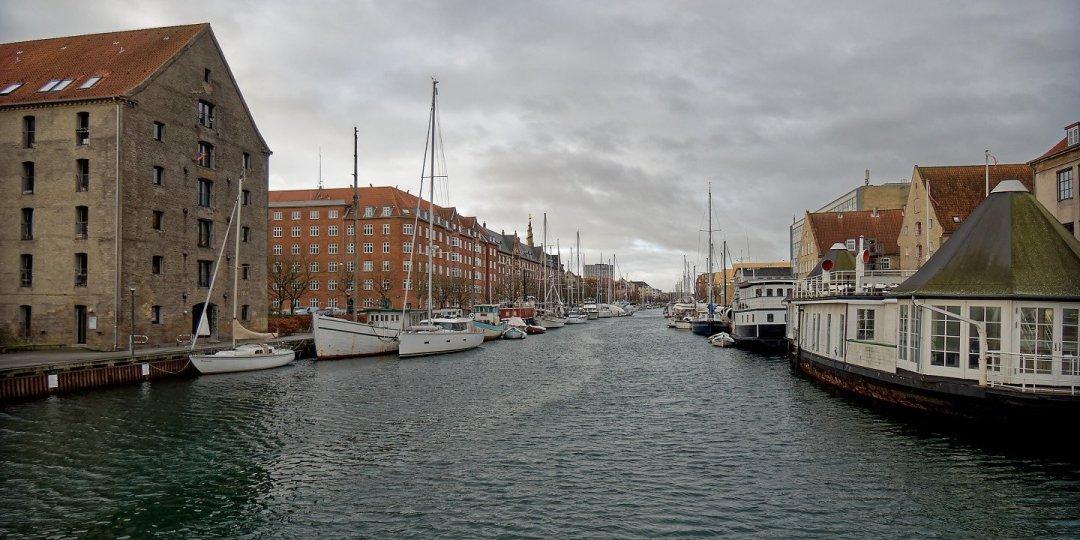 Canal en Christianshavn