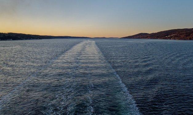 El fiordo de Oslo