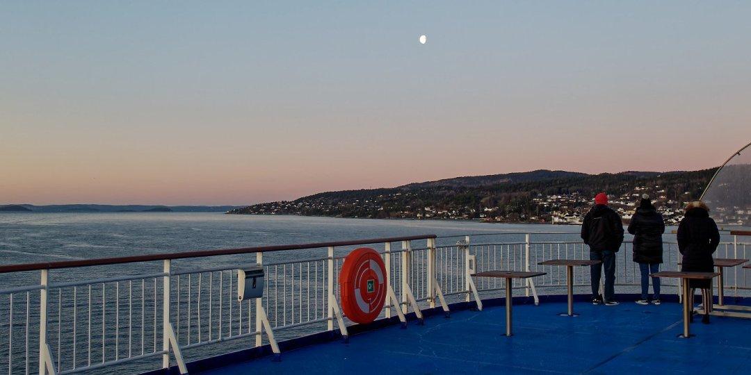 En el Crown Seaways