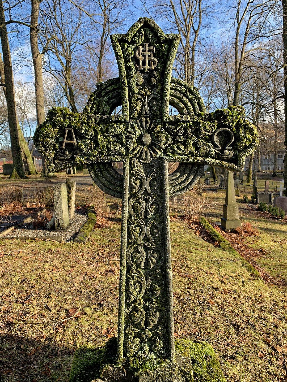 Cementerio de Nidaros