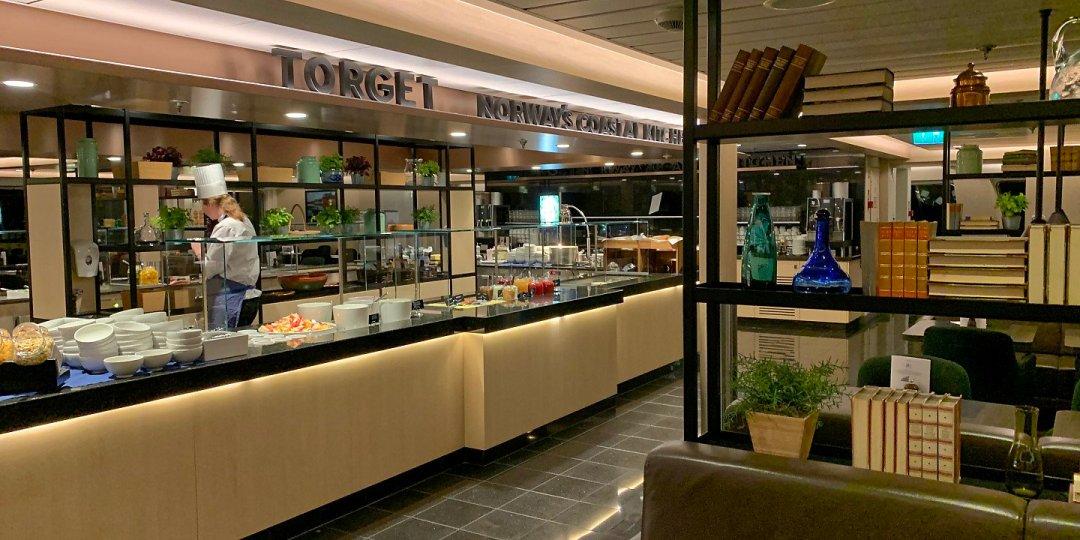 Restaurante Torget