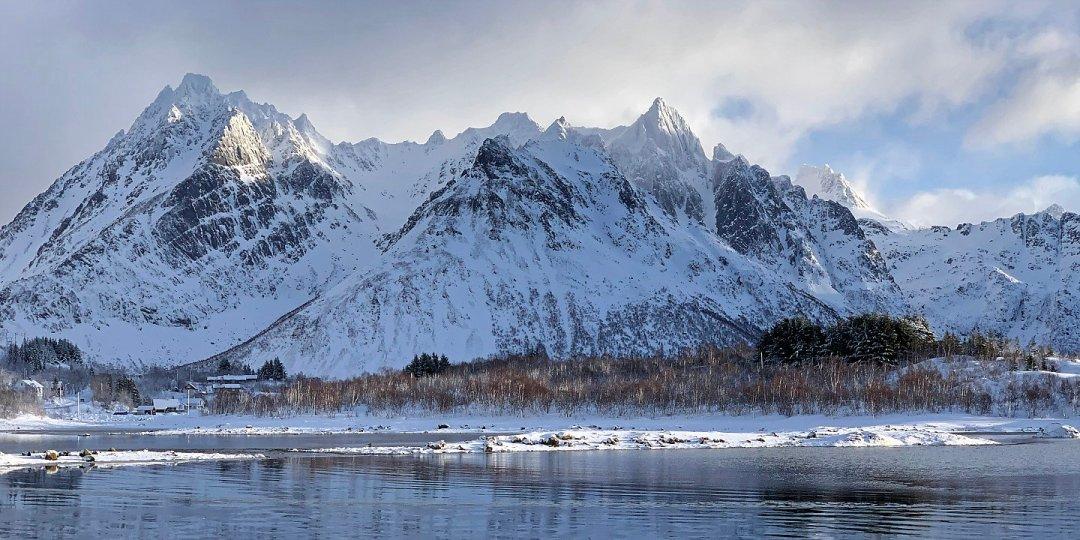 En el Ausnesfjorden