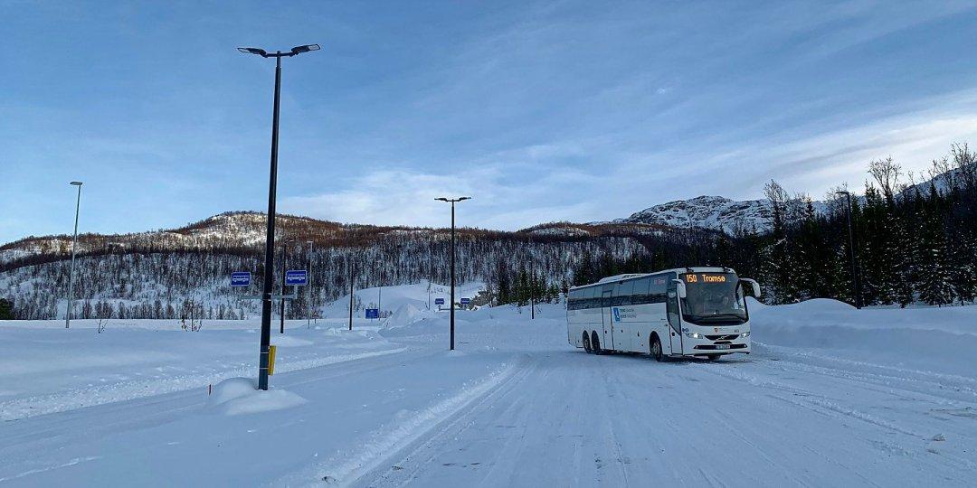 El autobús de Tromsø