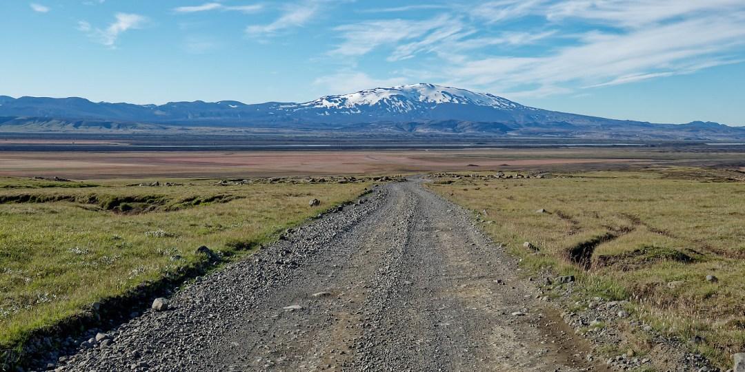 Camino de Háifoss