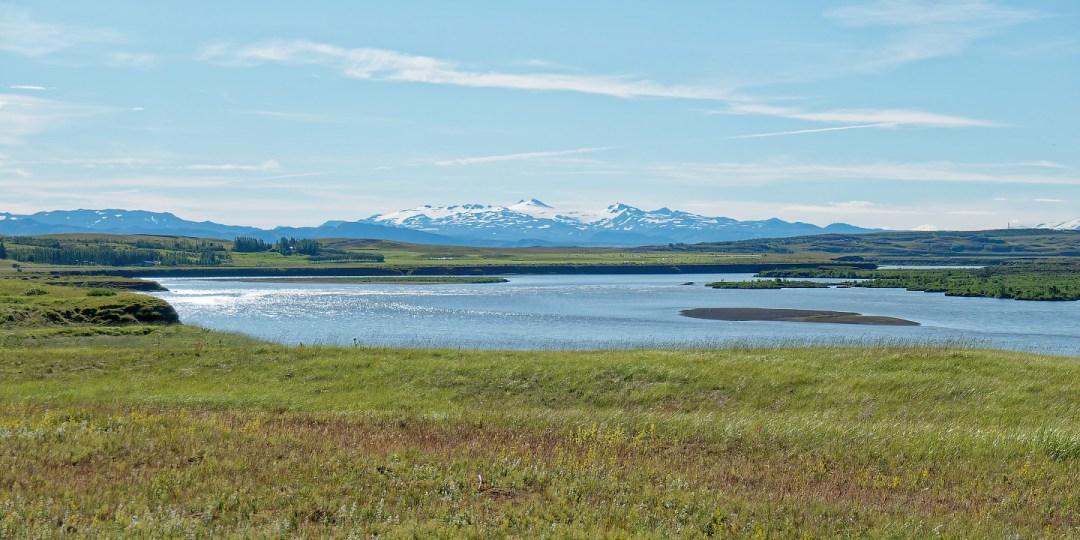 Junto al Þjórsá