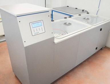 test durata purificatore d'acqua a osmosi