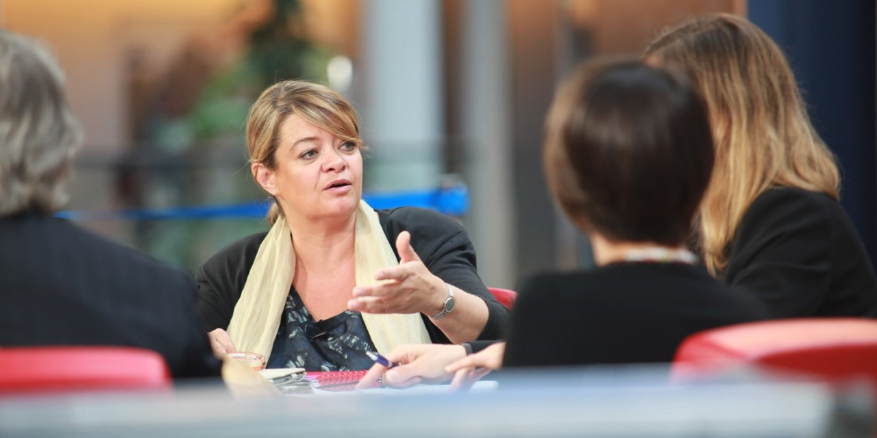 Intervention d'Isabelle Thomas dans le débat sur les conséquences de l'embargo russe