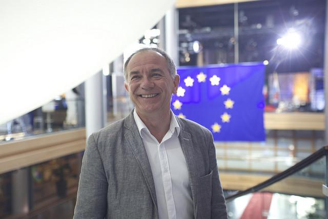 Intervention d'Eric Andrieu dans le débat sur le TTIP