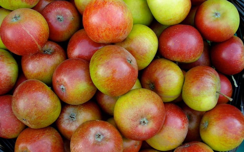 Des pommes, des poires et des scoubidoubidous