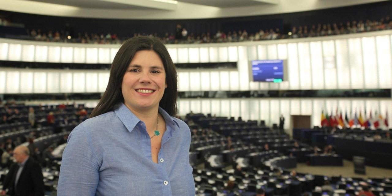 Intervention de Virginie Roziere sur la venue du Pape devant le Parlement européen