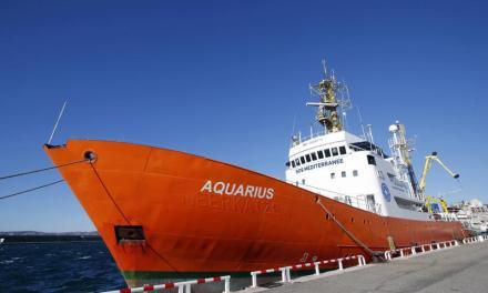 Aquarius : clap de fin pour le dernier bateau de sauvetage des migrants ?