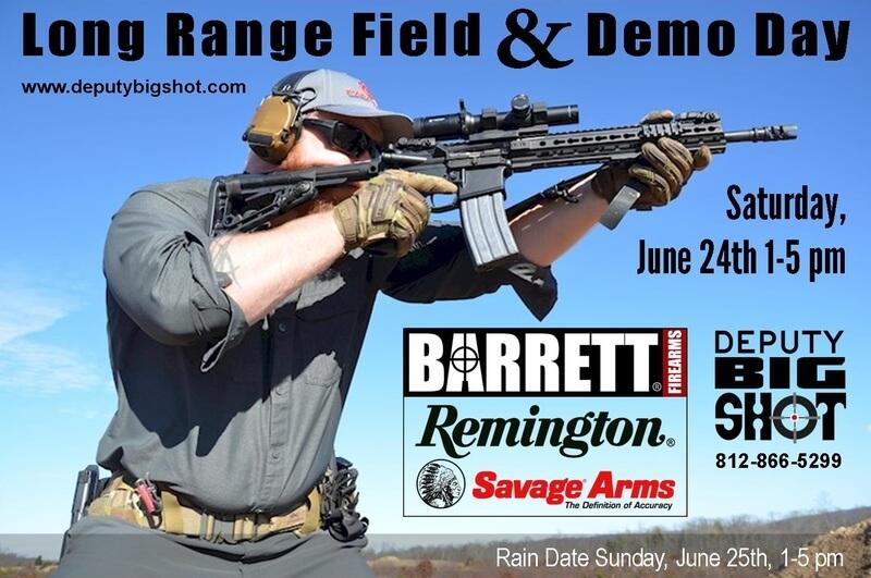 Long Range Field & Demo Day