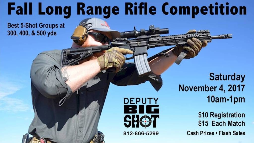 Long Range Shoot