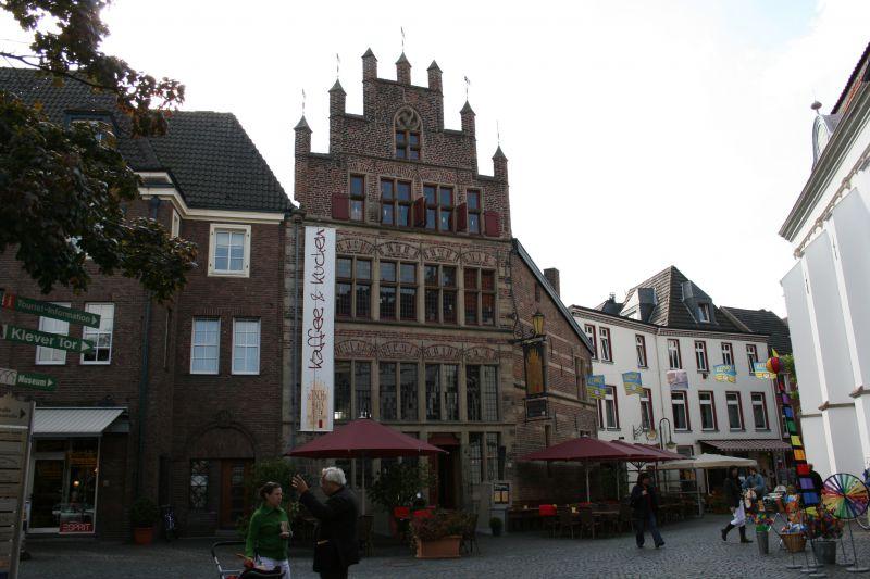 Tourismus Xanten Reisefhrer fr Stdtereisen nach Xanten