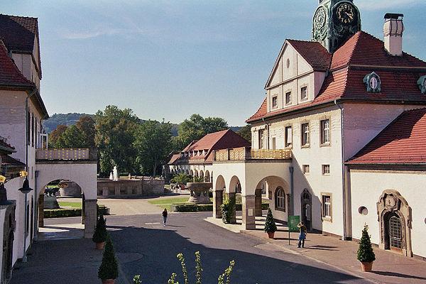 Tourismus Bad Nauheim: Reiseführer für Städtereisen nach Bad Nauheim