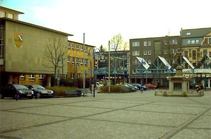 Homberger Rathaus - noch steht es!