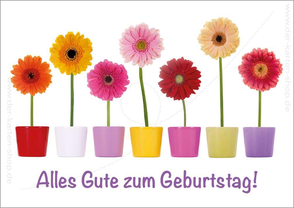 Blumen Zum Geburtstag Bilder