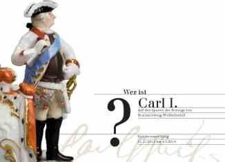Titelblatt des Begleitbandes zur Sonderausstellung Carl I.