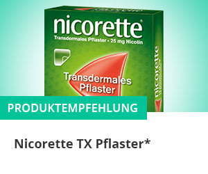 Nikotinpflaster Testsieger