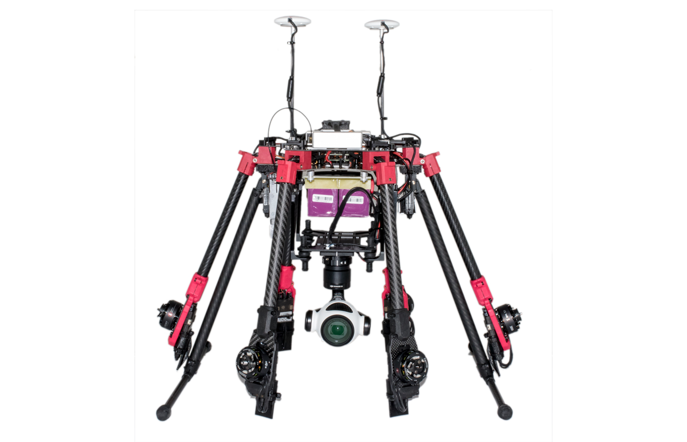 ACG Kategorie C-IV Hexacopter Umbrella 750 RTF