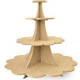 Cupcake Stand aus MDF - zum Schließen ins Bild klicken