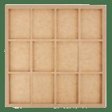 Swap Card Photo Display aus MDF - zum Schließen ins Bild klicken