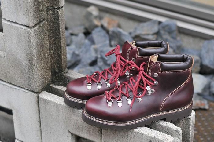Paraboot パラブーツ avoriaz アヴォリアーズは本格トレッキングシューズをタウン仕様に復刻した名作ガリビエールの名靴を復刻。タウンユースできるトレッキングシューズ